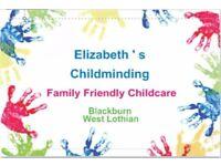 Elizabeth's Childminding