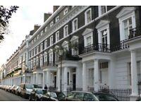 Studio flat in Onslow Square, London