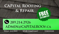 Roofing, Roof Repair , Shingle Damage