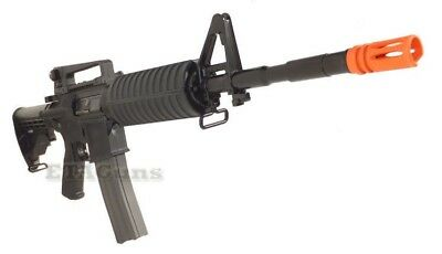 G&G Combat Machine Carbine M4A1 Airsoft AEG V2 Metal Gearbox Electric Rifle Gun for sale  South El Monte