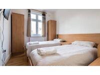 Twin bed in Stepney Green