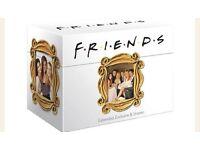 Friends complete box set 1-10