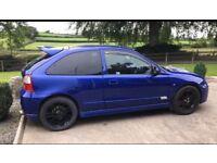 Mg zr 2005 1.4 petrol
