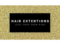 **Jan&Feb Offer💫** Hair Extensions - Up to 7A* grade hair available! *4 Methods👇🏽💫*