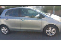 QUICK SALE Toyota Yaris 1.3 VVT-I Auto FSH LOW MILES