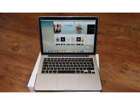"Apple MacBook Pro 13"" 2.4Ghz i7 8GB 512SSD Logic Pro X Final Cut Pro Photoshop"