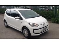 Fantastic Vw Move Up! White 3 door automatic