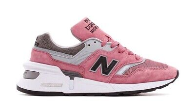 New Balance 997s Pink Grey Made In The USA Mens Size 11 Deadstock New