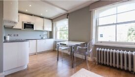 1 bed flat, Notting Hill, £425/week, fully furnished, avail from 1 March