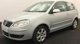 VOLKSWAGEN POLO 1.2 TDI SE  MATCH S 1.4 TSI 1.6 TDI R LINE FROM £15 PERWEEK
