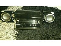 PsP docking speakers