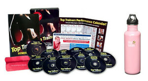 top trainer exercise 10  dvd set