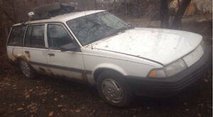 PARTING OUT : many j-body Chevy Cavaliers -89-94