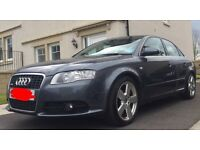 Audi A4 S-Line 2007 2.0L TDI **£3,600 for quick sale**