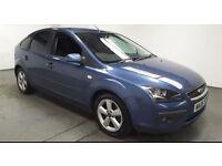 2005(05)FORD FOCUS 1.6 ZETEC MET BLUE,NEW SHAPE,CLEAN CAR,GREAT VALUE