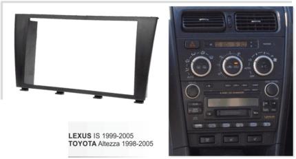 Dodge Lexus IS Altima Xtrail Qashkai Holden VY VZ BMW Fascia