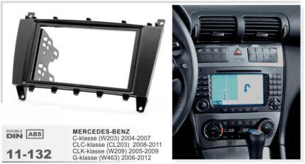 MERCEDES-BENZ C-klasse (W203) *****2007; CLC (CL203) *****2011; C Auburn Auburn Area Preview