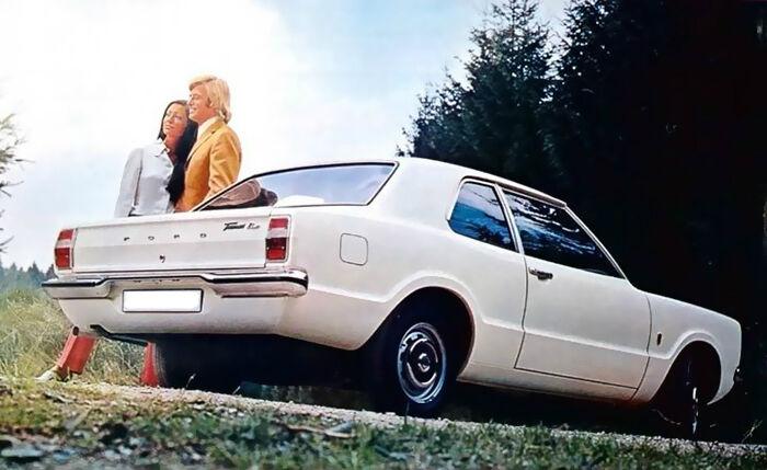 Wie der Ford zum Taunus wurde: die Geschichte des Ford Taunus