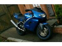 Kawasaki zx9r C1 99