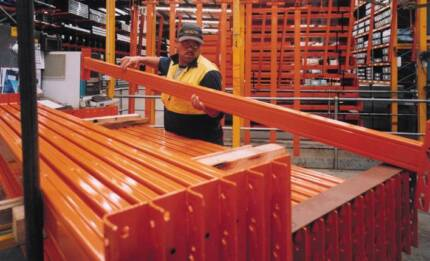 Colby Beam 2590mm x 90mm - for Pallet Racking or shelving