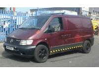 Mercadies Vito 51 plate only £650