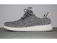 Top Quality Adidas Yeezy 350 Boost Turtle Dove Grey