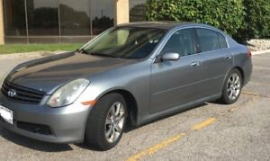 PRICED TO SELL!!! 2005 Infiniti G35
