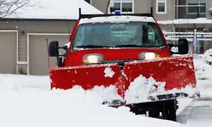 Winter is coming! - we keep your driveway & walkway snow free!