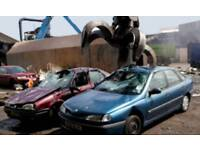 SCRAP CARS VANS AND JEEPS WANTED