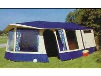 Conway olympia 6 man trailer tent