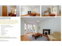 Beautiful and bright 2 bedroom flat in Bruntsfield