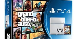 PS4 500gb GTA 5