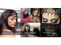 Makeup Artist London - Bridal Hair & Makeup - Party Makeup - Asian Bridal Makeup Artist