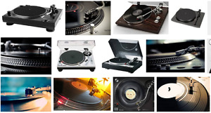LOOKING FOR working record player / turntable