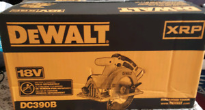 BRAND NEW NEVER OPENED Dewalt 18v cordless circular saw