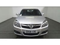 2008(08)VAUXHALL VECTRA 1.9 CDTi SRi 150BHP MET SILVER,CLEAN CAR,6 SPEED,GREAT VALUE
