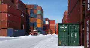 Storage and Shipping Containers (Sea Cans) FOR SALE