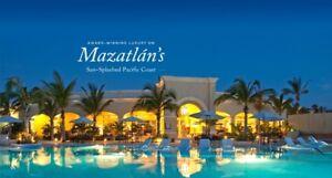 MAZATLAN - PUEBLO BONITO EMERALD BAY RESORT & SPA March 23-30/18