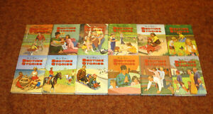 BEDTIME STORIES, Uncle Arthur's. 12 vol set (1964-65), like NEW