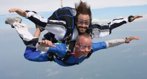 2 parachute jump discount / 2 discounted Skydiving