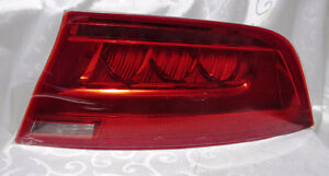 AUDI A7 S7 TAIL LIGHT RIGHT SIDE BRAND NEW OEM 12 - 15