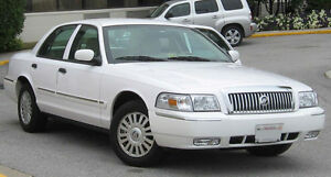 Looking for 2006-2010 Ford Grand Marquis asap...