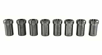 8 Piece Da180 Double Angle Collet Kit 4164-34