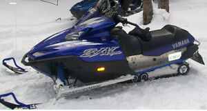 A vendre motoneige SX VIPER 2002.