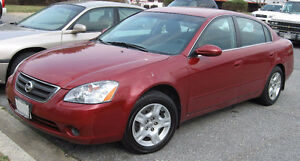 2003 Nissan Altima 2.5 S Sedan/with E and Safety