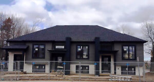 LIVE IN STYLE!! Beautiful BRAND NEW duplex!