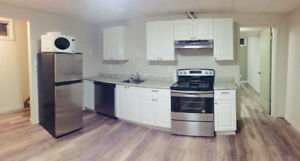 Brand New Basement Suite in Lower College Heights