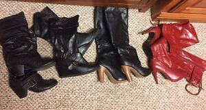 Womens sz 6 shoes/boots  London Ontario image 3