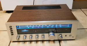 Vintage 1970s Realistic STA-100 Stereo Receiver Amplifier