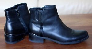 Blondo Leather Ankle Boot West Island Greater Montréal image 1